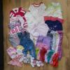Продам Одежда пакетом на девочку 74-86