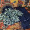 Продам зимний костюм Rusland 92- 98 см