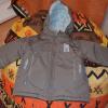 Продам утепленную куртку 86-92