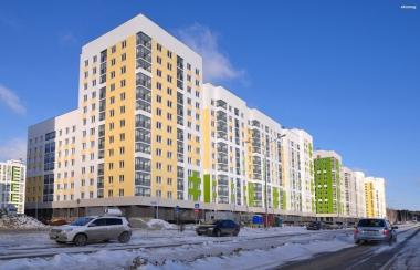 Фото дома Улица Анатолия Мехренцева, 42