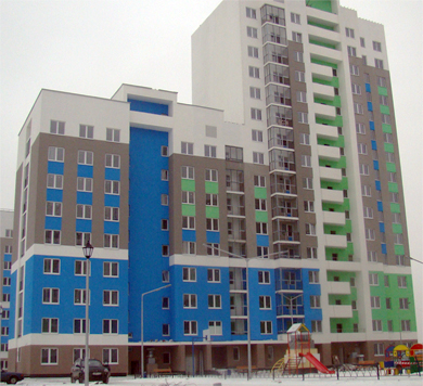 Фото дома Улица Павла Шаманова, 42