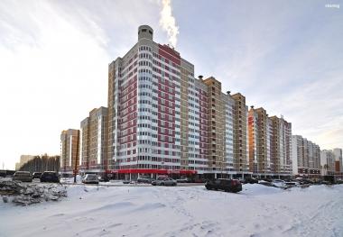 Фото дома Улица Анатолия Мехренцева, 1