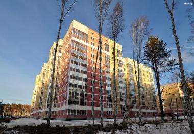 Фото дома Улица Академика Вонсовского, 75