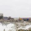 Строительство новых кварталов