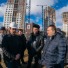 Замглавы Администрации посетил социальные объекты района