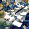 В Академическом прошло очередное заседание Общественного Совета района