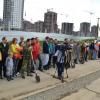 «Город молодых — руками молодых!»: в Академическом прошёл очередной субботник