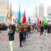 Торжественный митинг ко Дню строителя