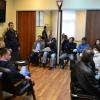 Участковый посетил Общественный совет жителей Академического