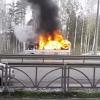 Задержан поджигатель автобуса на дублёре Краснолесья