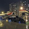 Самолёт Як-40 прибыл в Академический