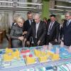 Вице-премьер правительства РФ Ольга Голодец посетила школу № 16