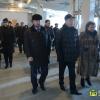 Администрация проверила ход строительства школы № 23
