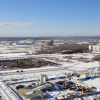 В Академическом началось строительство ТЦ «Лента»