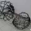 Вандалы украли декоративное оборудование с аллеи второго квартала