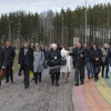 В рамках выставки Expo Build район посетили ведущие архитекторы России и Европы