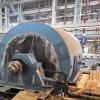 К середине мая на ТЭЦ «Академическая» запустят газовую турбину