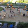 Во дворах второго квартала завершены работы по дооборудованию игровых площадок