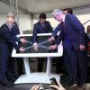 Запуск ТЭЦ «Академическая» был отмечен визитом высоких гостей
