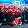 Школьники из Академического стали лучшими в первом туре «Самой танцевальной школы»