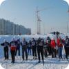 Лыжня России в Академическом