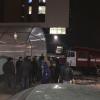 В подземном паркинге на Вильгельма де Геннина, 34 сгорел Mercedes
