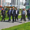 Район посетил губернатор Ростовской области Василий Голубев