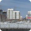 Фотоотчёт о строительстве района