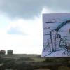 Храм в Академическом предложил юным художникам нарисовать любимый район