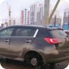 Кража колёс у припаркованных автомобилей (обновлено)