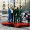 В Екатеринбурге судят двух братьев-вандалов, укравших автомат у скульптуры бойца ВДВ