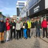 Мультиспортивный клуб «Akadem» стал вторым в командном забеге городского турнира среди любителей