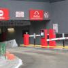 В ТРЦ «Академический» заработала современная система подземного паркинга