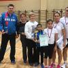 Семья Шипулиных из Академического стала самой спортивной семьёй Ленинского района