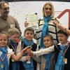Детский сад № 44 стал Чемпионом года по шашкам среди дошкольников