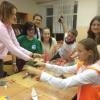 Отряд «Академия добра» победил на конкурсе волонтёров Ленинского района