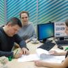 Сбербанк выдал первый кредит по госпрограмме поддержки молодых семей с детьми жителям Академического