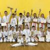 Воспитанники спортивного клуба при школах района выиграли Первенство города по каратэ