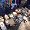 Объявлен старт конкурса на изготовление кормушек и скворечников для Юго-Западного лесопарка