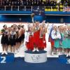 Спортсменки из Академического стали чемпионами мира по фигурному катанию