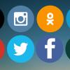 Канал в Telegram, группа в OK и конкурсы в соцсетях от akademekb