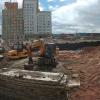 В нулевом квартале началось строительство детского сада