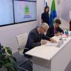 Мэрия и ГК «Кортрос» подписали соглашение о сотрудничестве на ближайшие годы