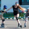 Впервые в рамках летней районной спартакиады пройдут соревнования на роликах