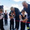В Академическом открылась вторая очередь школы №23