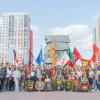 Лучших стройотрядовцев наградили по итогам девятой Всероссийской студенческой стройки