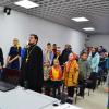 В Храме Святых Божиих Строителей открылась церковно-приходская школа