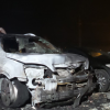 На охраняемой парковке на ул. Чкалова сгорели два автомобиля