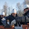 Между Академическим и Широкой Речкой началось строительство нового образовательного центра