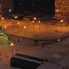 Жители 7 квартала собрали более 70 тысяч рублей и построили горку во дворе